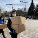 Московским врачам раздали более 5 тысяч куличей
