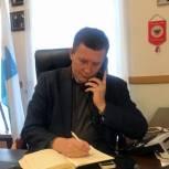 Янклович дистанционно проконсультировал саратовцев по волнующим их вопросам