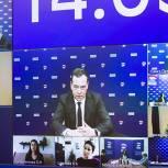 Дмитрий Медведев обсудит с Владимиром Путиным предложенные партией меры поддержки НКО