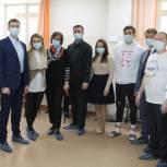 Активисты 24 Молодежных парламентов Алтайского края стали волонтерами в рамках акции #МыВместе