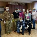 Волонтёры ступинского штаба приняли партию продуктовых наборов для нуждающихся от губернатора Андрея Воробьёва