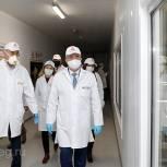 Пензенские предприятия продолжают реализацию инвестиционных проектов и выполнение госзаказов, - Иван Белозерцев