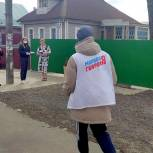 Луховицкие волонтеры развозят губернаторские продуктовые наборы многодетным семьям