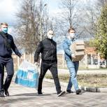 Новую партию индивидуальных средств защиты получили врачи Солнечногорска