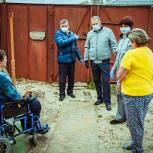 Виктор Кидяев передал 34 продуктовых набора нуждающимся семьям Мордовии