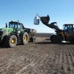В период режима повышенной готовности труженики аграрной отрасли продолжают работу