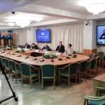 Предложения предпринимателей республики обсудили в Госдуме на совещании по вопросам банковской деятельности