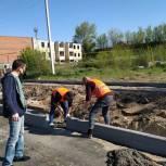 Сергей Дорджиев провел мониторинг ремонта дорог в Элисте