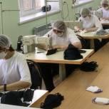 В Пензенской области произведено более 1 миллиона масок