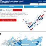 С 25 по 31 мая пройдет онлайн голосование «Единой России»