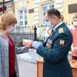 В Рязанской области проходит акция «Георгиевская ленточка»