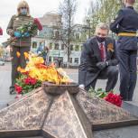 Патриотические акции прошли на территории Одинцовского округа в честь 75-летия Победы