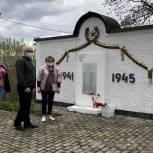 Депутаты Черноголовки возложили цветы к мемориалам