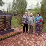Депутаты приняли участие в акции «Цветы Победы»