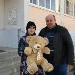 В Рыбновском районе подвели итоги конкурса «Открытка ветерану»
