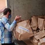 """""""Спасибо Врачам"""": Волонтеры продолжают передавать чайные наборы медикам по всей республике"""