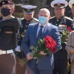 Поздравление  Михаила Развожаева с Днём Черноморского флота