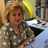 Алла Полякова: Партия делает всё, чтобы изменить сам подход к обращению с медицинскими отходами