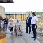 Глава Тобольска Максим Афанасьев оказывает поддержку местному конному клубу