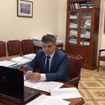 Дмитрий Морозов: Необходимо законодательно урегулировать вопрос долговой нагрузки медицинских организаций