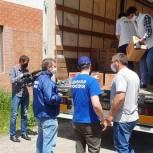 В преддверии праздника Ид аль - Фитр депутат Госдумы РФ Алихан Харсиев передал Волонтерскому центру продукты первой необходимости