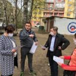 В Иванове в ТОСе «Лидер»появится новая спортивная площадка