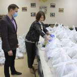 Дмитрий Шатохин принял участие в волонтерской акции #МЫВМЕСТЕ в Корткеросском районе