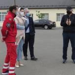 Врачам в Дагестане передали 750 наборов средств индивидуальной защиты