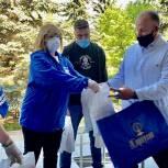 Серпухов присоединился к акции «Спасибо врачам», которая стартовала 21 мая во всем Подмосковье