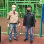 Детские спортивные площадки Химок проверили на готовность к завершению периода самоизоляции