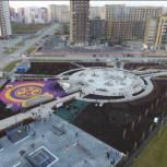 Тюменский сквер призван одной из лучших муниципальных практик страны