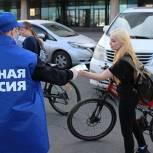 Волонтеры раздадут 150 тысяч защитных масок в Приморье