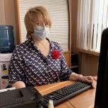 Секретарь Электростальского отделения Партии Инна Волкова приняла участие в предварительном голосовании