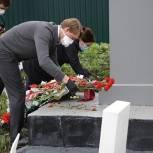 Сергей Двойных проверил благоустройство памятников Великой Отечественной войны