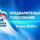 В Волгоградской области проходит процедура предварительного голосования