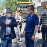 Жители Калининска вместе с партийцами следят за благоустройством мест отдыха
