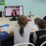 В организованной сторонниками «Единой России» акции «Читай, страна! Онлайн» приняли участие 40 детских социальных учреждений