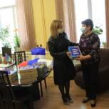 Наталья Михальченкова поздравила воспитанников детских домом Сыктывкара