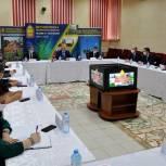 На базе санатория имени Володарского обсудили аспекты развития внутреннего туризма