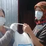 Ольга Чистякова координирует волонтерскую деятельность активисток регионального отделения Союза женщин России