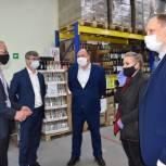Рабочая группа при республиканском оперативном штабе по борьбе с коронавирусом проинспектировала Шумерлю