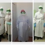 Врачи берут коронавирус на себя