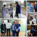 Наталья Михальченкова: «Пандемия коронавирусной инфекции стала для всех проверкой на стойкость, выдержку, способность объединиться и мобилизовать все имеющиеся ресурсы для борьбы с общей угрозой»