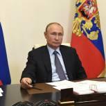 Владимир Путин подписал закон, освобождающий от НДФЛ выплаты за борьбу с коронавирусом