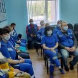 Владимир Шапкин принял участие в акции «Спасибо врачам» в Щёлково