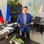 Жаромских проводит интернет-акцию среди участников поисковых отрядов