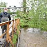 Активисты «Единой России» Сергиева Посада обследовали СНТ, наиболее пострадавшие от паводка