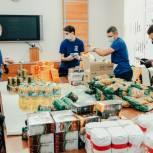 Нуждающиеся семьи региона получили продуктовые наборы от депутата Госдумы Николая Брыкина