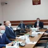 Иван Лоор: «Госдума держит вопрос по ситуации с засухой на контроле»