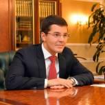 Дмитрий Артюхов: Наша сплоченность и успехи будут надежной опорой Ямала